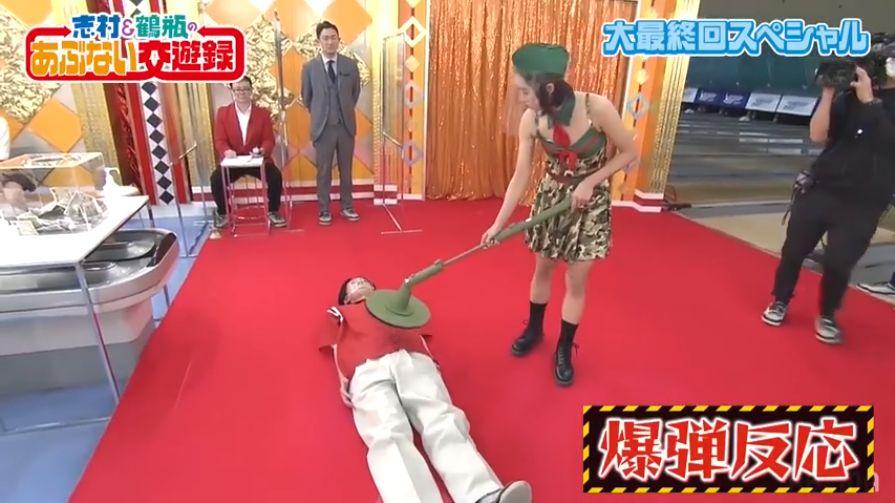 志村&鶴瓶のあぶない交遊録が最終回。人気AV女優が総出演24