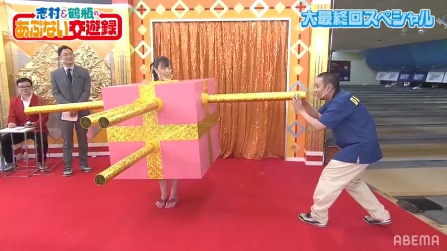 志村&鶴瓶のあぶない交遊録が最終回。人気AV女優が総出演28