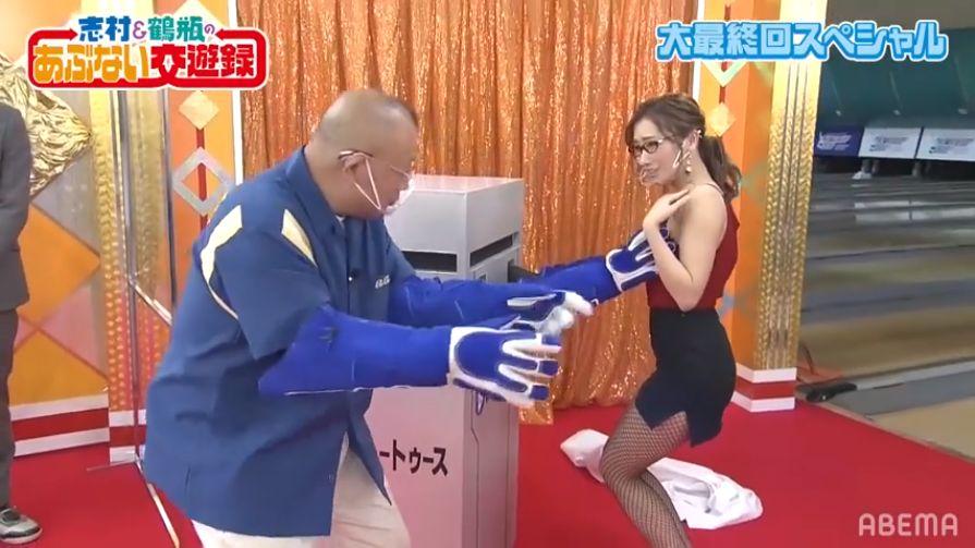 志村&鶴瓶のあぶない交遊録が最終回。人気AV女優が総出演33