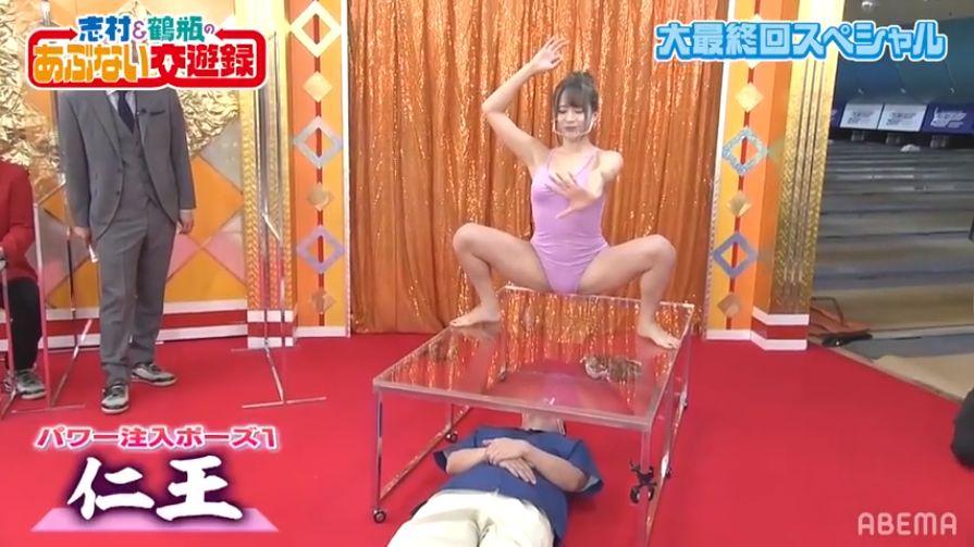志村&鶴瓶のあぶない交遊録が最終回。人気AV女優が総出演36