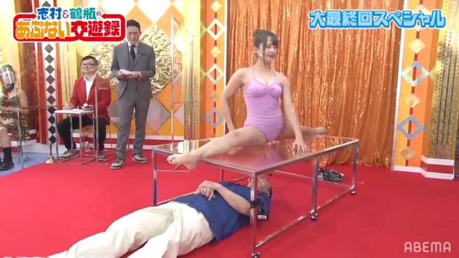志村&鶴瓶のあぶない交遊録が最終回。人気AV女優が総出演38
